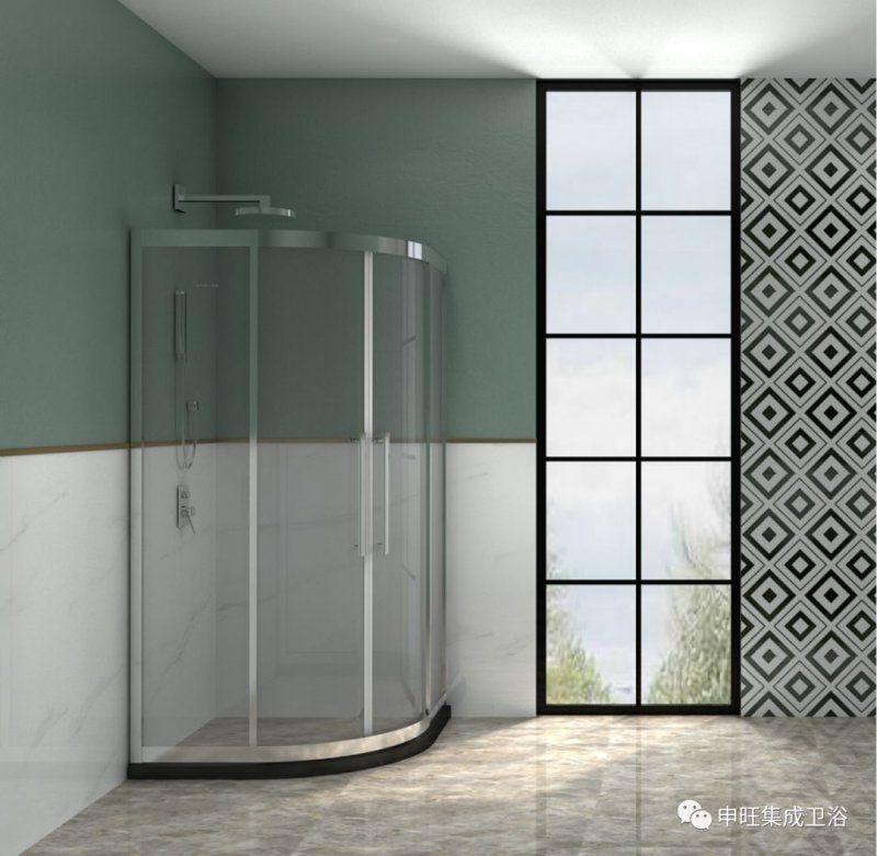 申旺淋浴房-打造安心而舒适的淋浴空间搅拌器